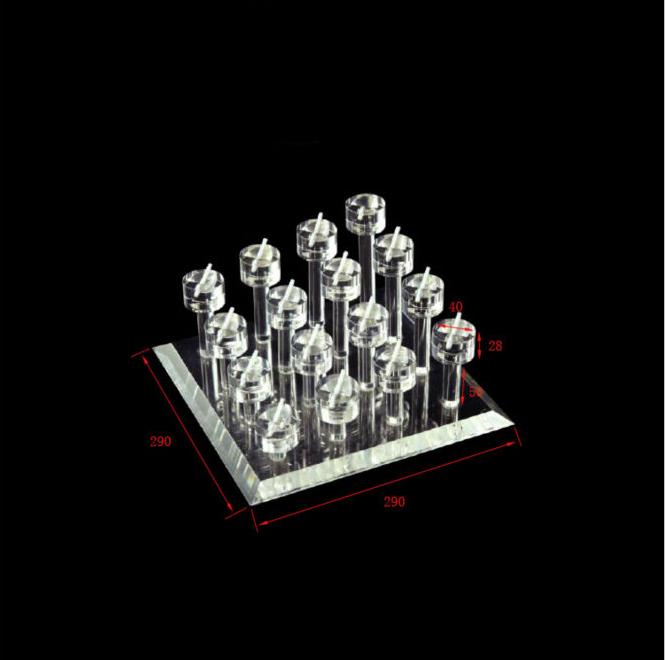 Luxury Jewellery Display Jewelry Ring Tray