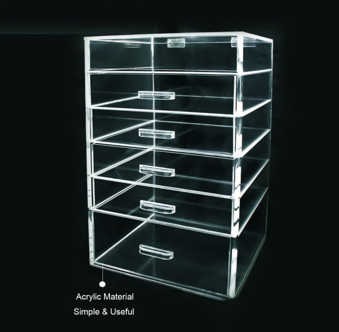 plexiglass jewelry display