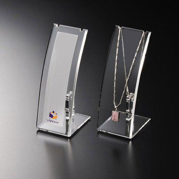 Vertical Arcuate Necklace Display