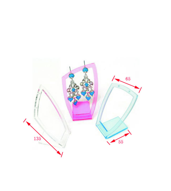 earring stands wholesale acrylic jewelry display