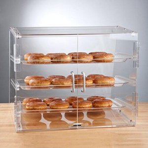 Self-Service Doughnut Display Case