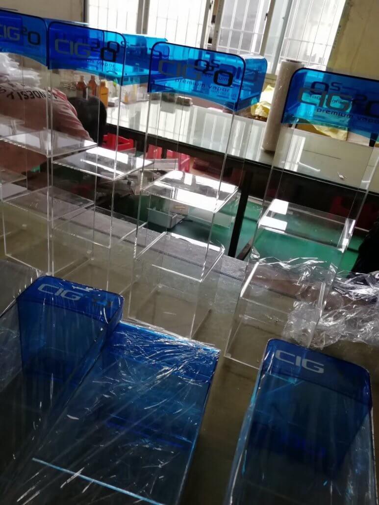 Custom acrylic display made in China Chinov Display