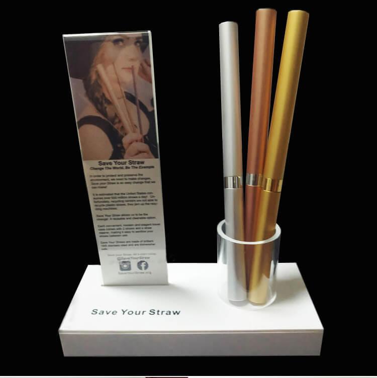 cosmetic display shelf professional makeup display