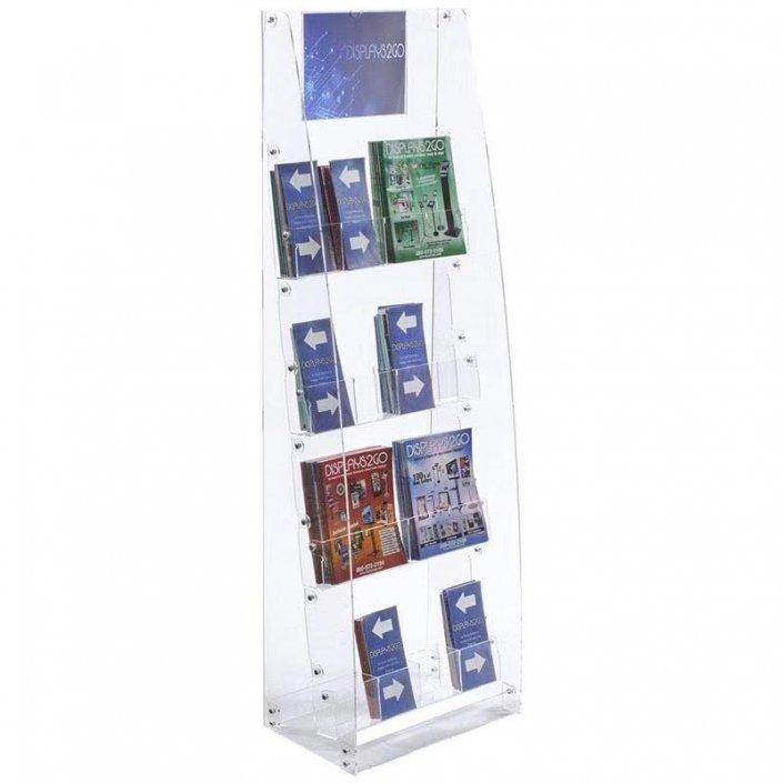 Acrylic Brochure Display Case