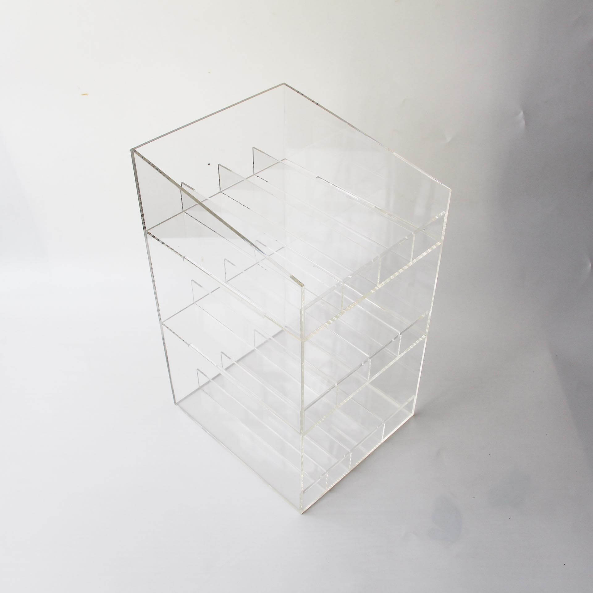 Acrylic Display Case Countertop