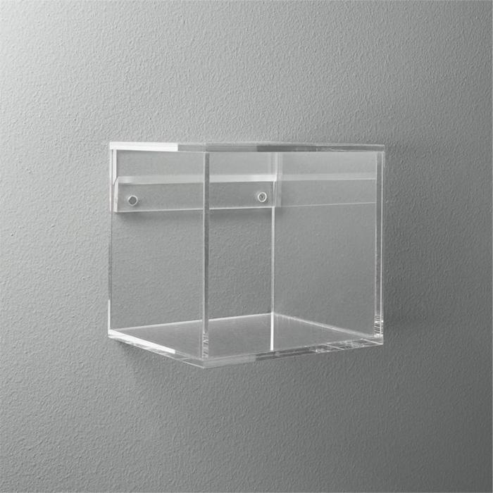 Acrylic Display Case Wall Mount