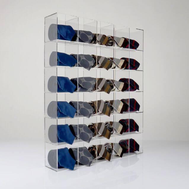 Acrylic Handbad Display Case Large