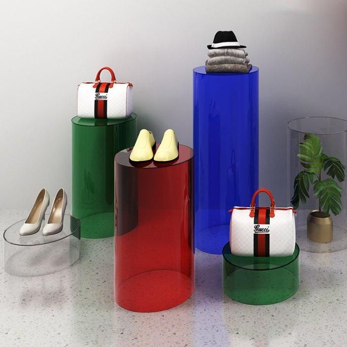 custom size acrylic display case