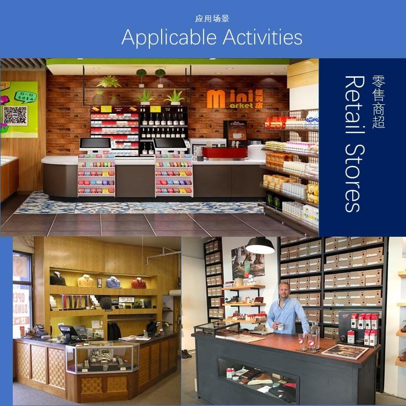 Retail Stores & Supermarket