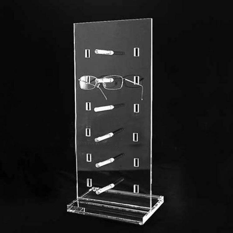 Clear Eyeglass Frame Displays