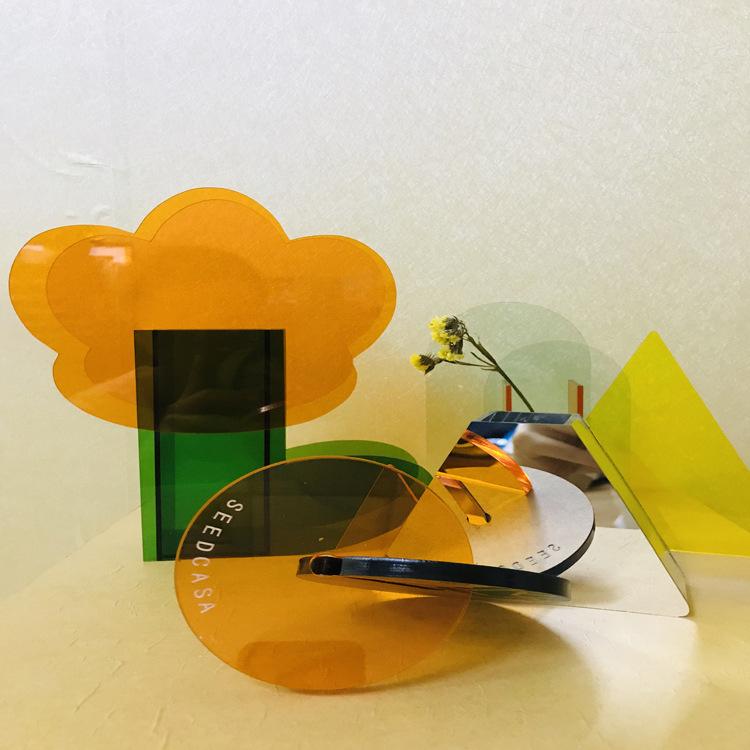 acrylic flower box with drawer acrylic flower vase