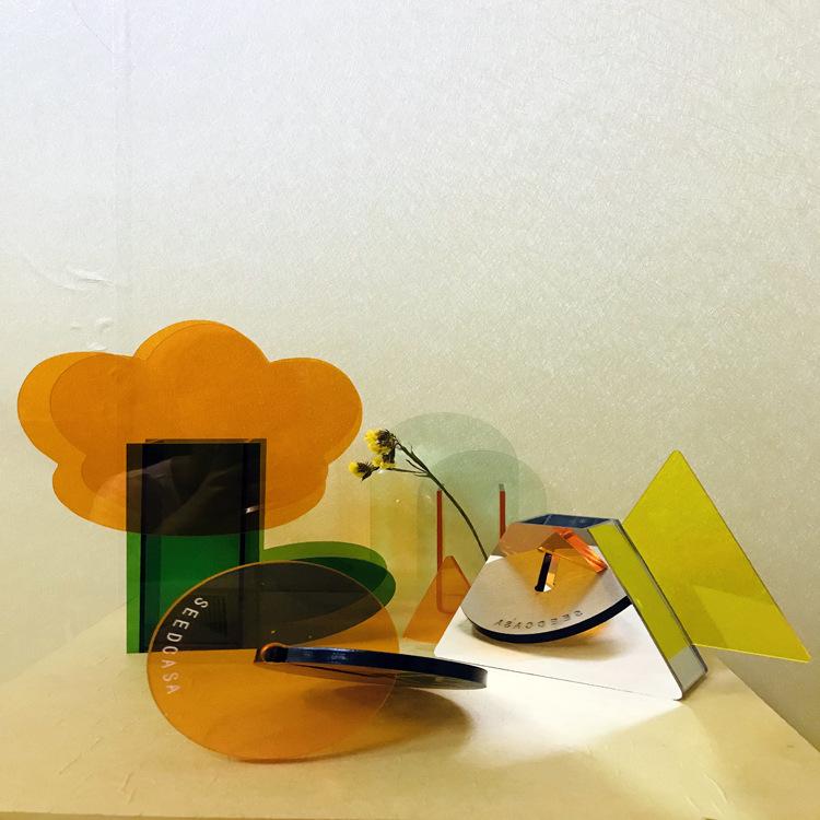 acrylic flower box acrylic flower vase
