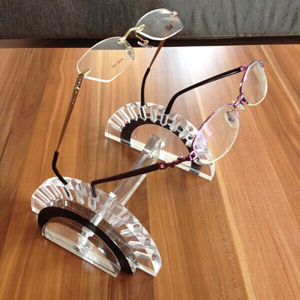 Creative Eyewear Display Stand