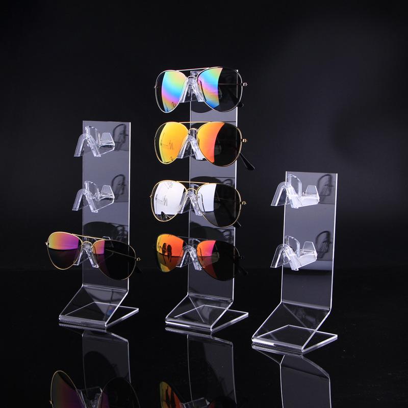 Acrylic Vertical Sunglasses Organizer