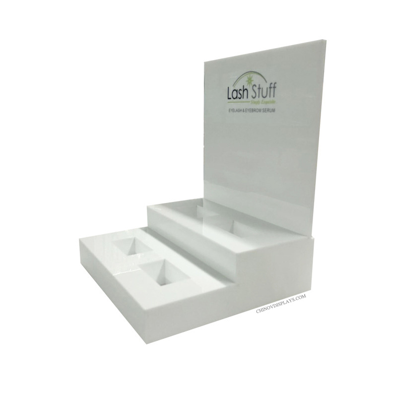 Custom POP Display Skincare Products Experience POP Stand