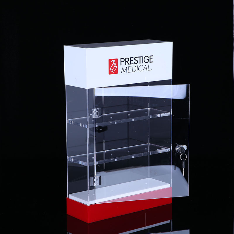 custom made acrylic display case