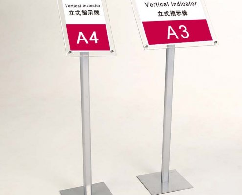 outdoor a4 sign holders