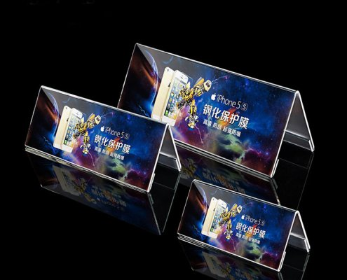 acrylic table tents sign holder wholesale