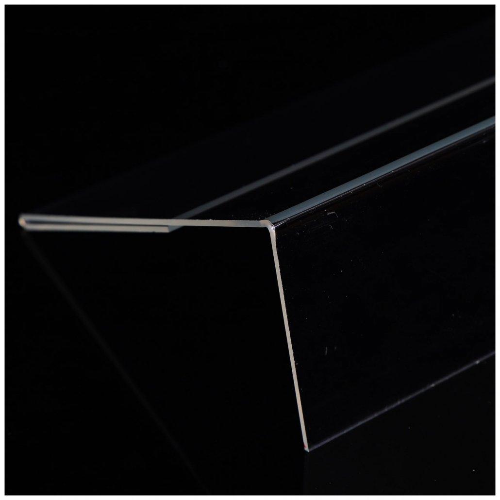 l shaped acrylic frames