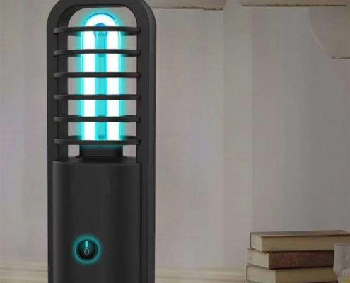 germicidal uv-c light