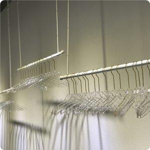 •Kids' clothes hangers children's' clothes hangers
