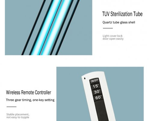 uv light for room disinfection uvc germicidal light