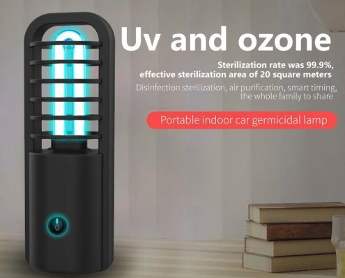 uv light sterilizer germicidal lamp