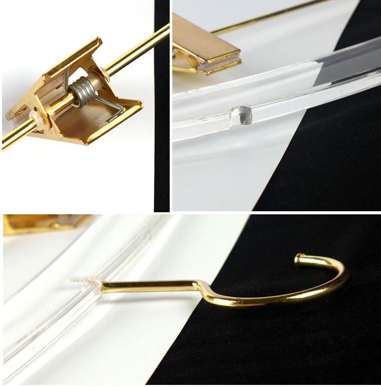 Custom hooks & clips