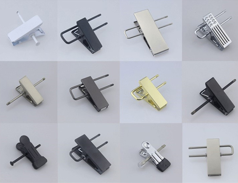 Custom clips - Chinov Display