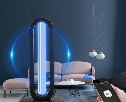 uv lamp for home disinfection