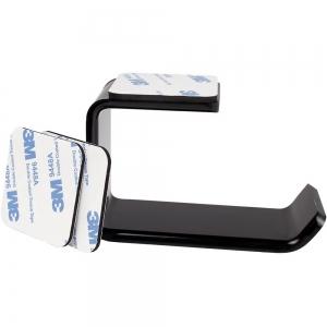 4x2x2 Wall Mount Acrylic Headphone Holder Hanger Self-Adhesive