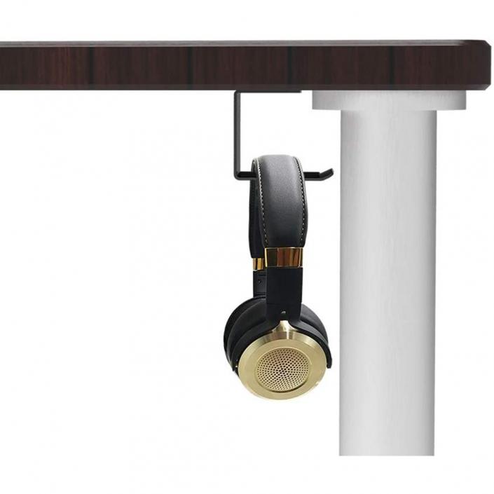 4x2x2 Wall Mount Acrylic Headphone Holder Hanger Wholesale Manufacturer