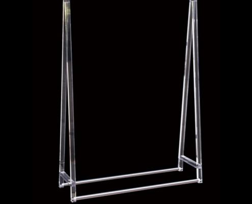 AA-05 Acrylic Clothes Rack