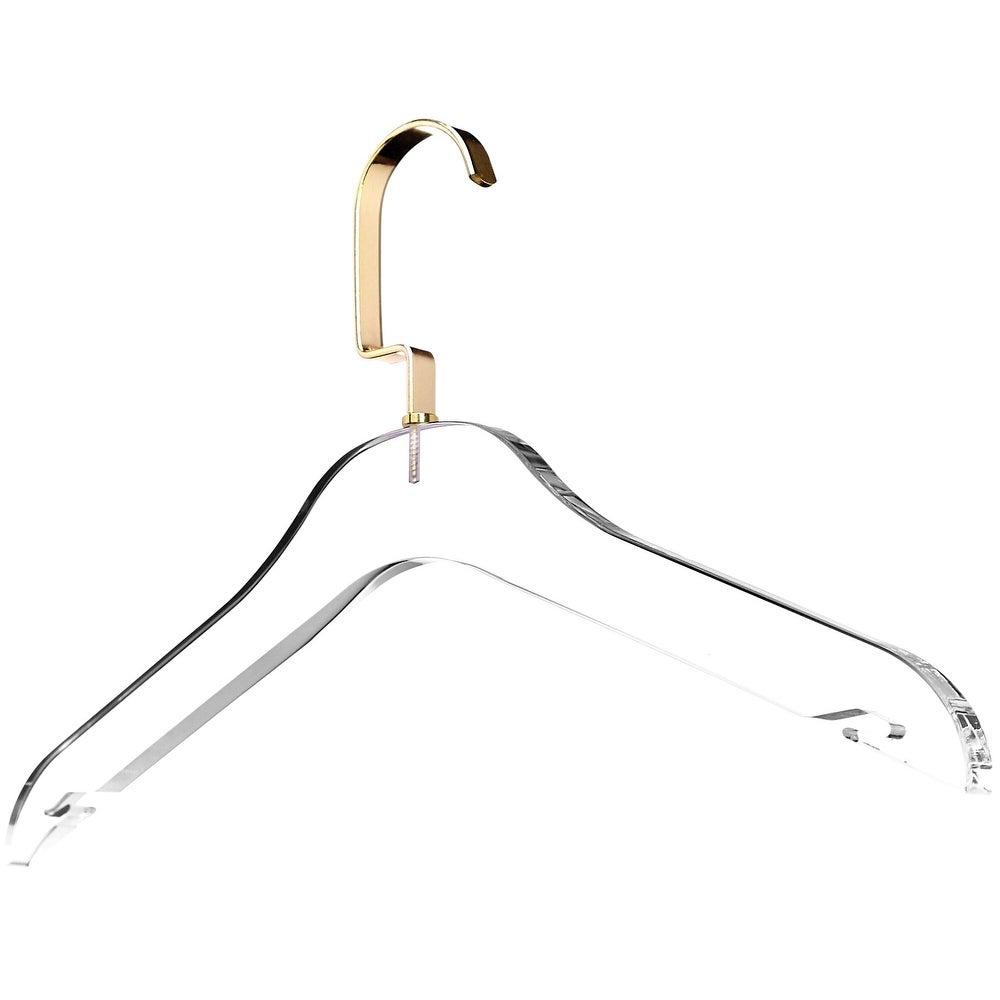 "ACH08 Clear Acrylic Hanger 17"" Wide"