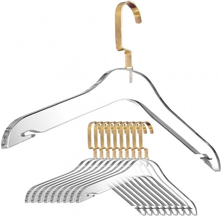 jacket hanger acrylic hangers wholesale clothes hangers