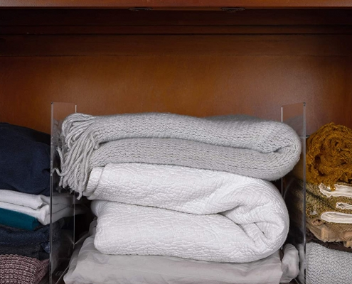 acrylic shelf divider acrylic shelf dividers for bedroom