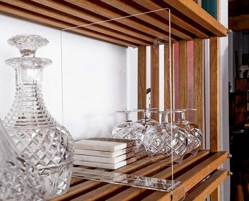 acrylic shelf divider universal acrylic shelf dividers home supplies