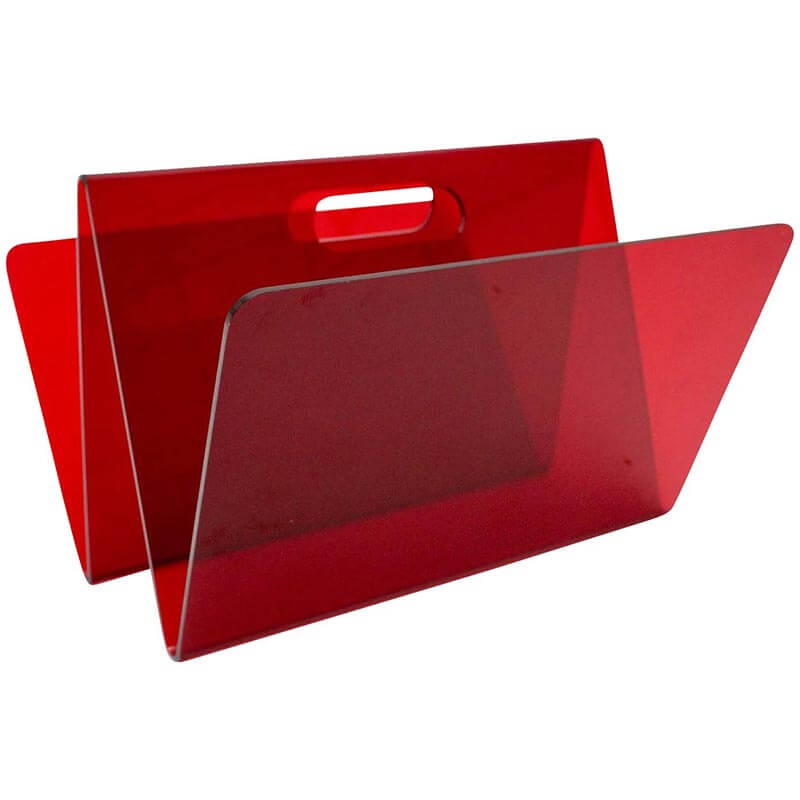 acrylic display stand w shape acrylic display stand