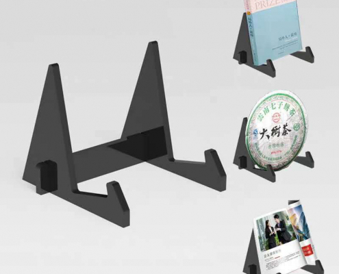 acrylic display stands for plates purses wholesale supplier