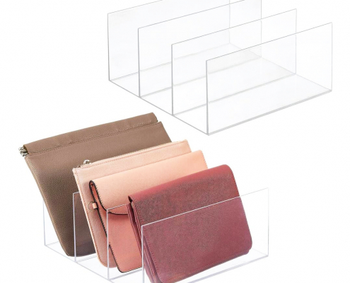 acrylic display stands for plates acrylic divider stand for purse