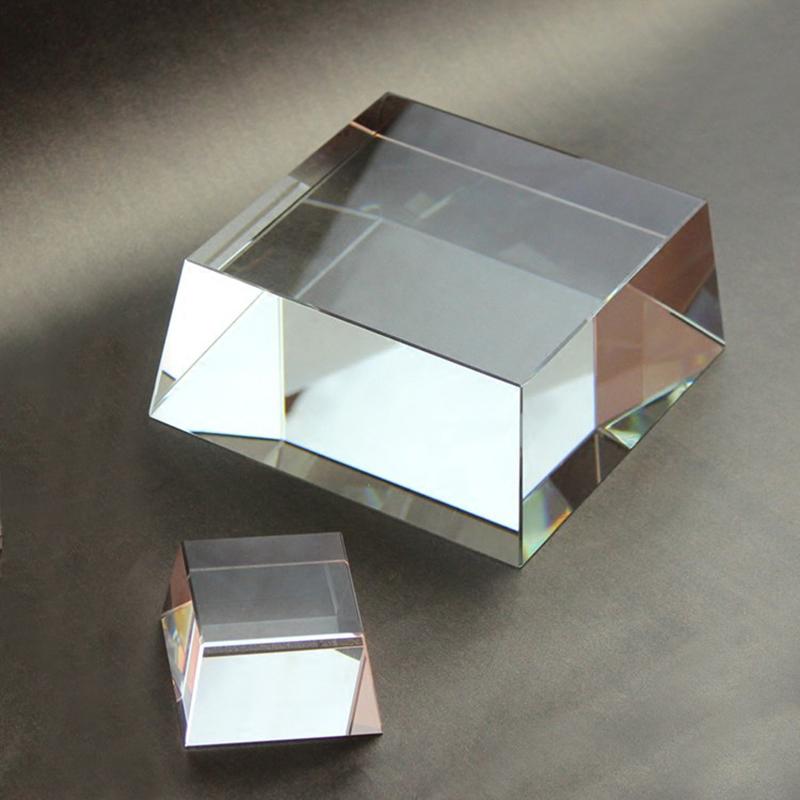 trapezoida acrylic block