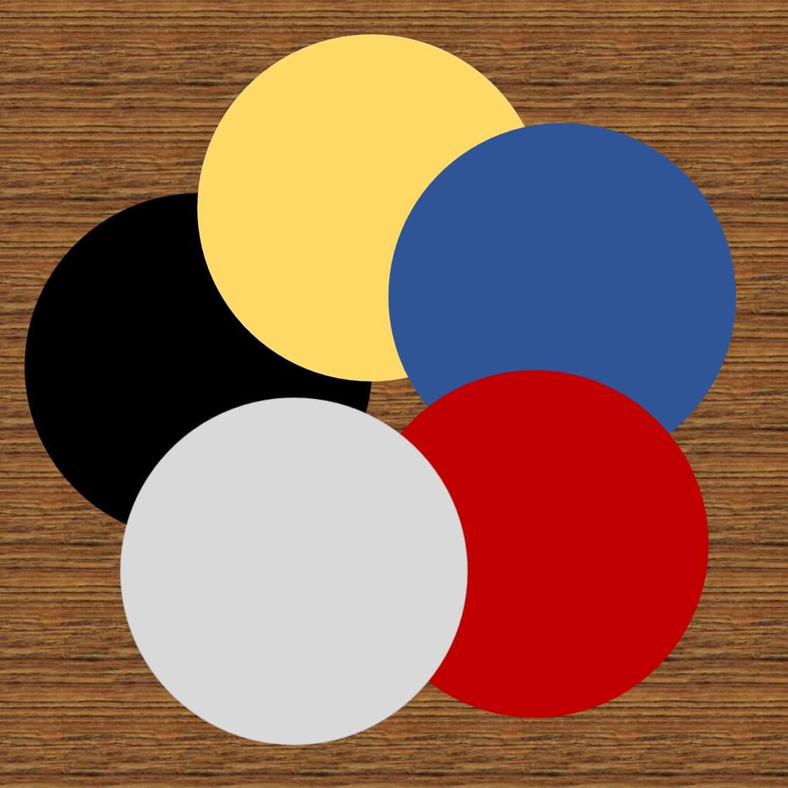 cut acrylic sheet round shape