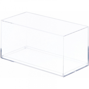 Clear Acrylic Display Case For Model Cars - 20 x 9.6 x 9.8 cm