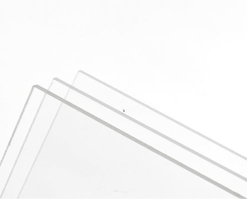 Clear Acrylic Sheets For DIY & Painting-3