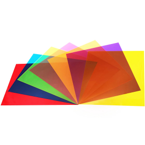 Transparent Colored Acrylic Sheets