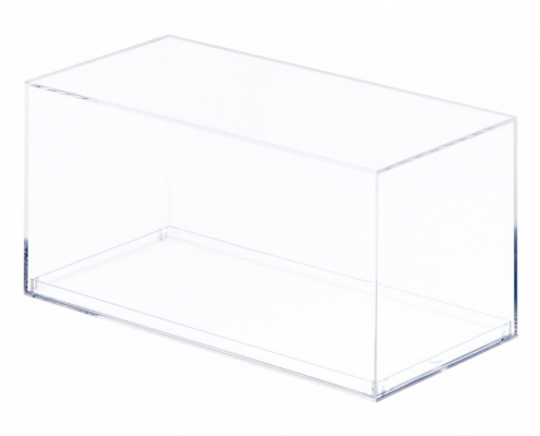 Clear Acrylic Display Case For Mold - 20 × 10 × 10 cm-3