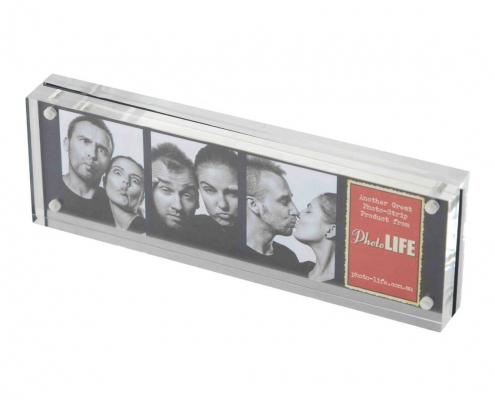 """Acrylic Freestanding Block - 2"""" × 6"""""""