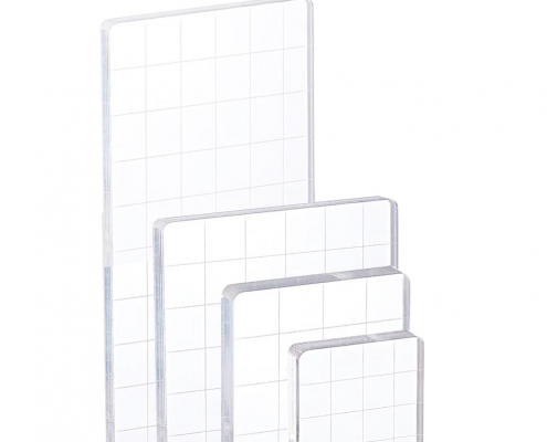 Acrylic Clear Stamping Blocks-3