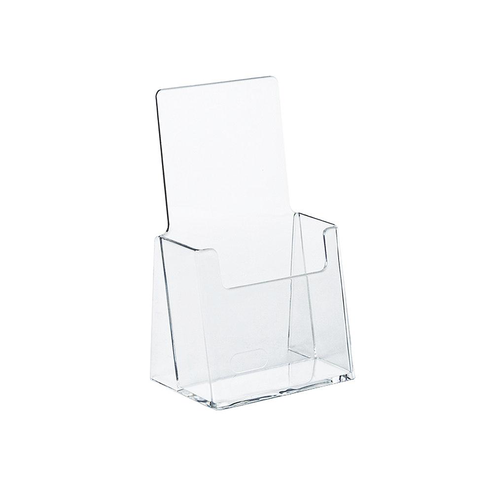 Acrylic Brochure Holder Stand - Single