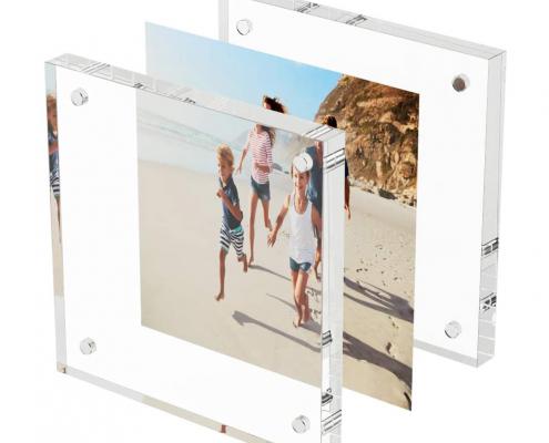Acrylic Magnetic Block Frame-1